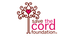 save the cord logo